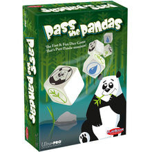Load image into Gallery viewer, Pass the Pandas Dice Game