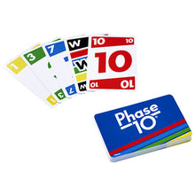 Load image into Gallery viewer, Phase 10 - The Rummy Card Game with a Twist