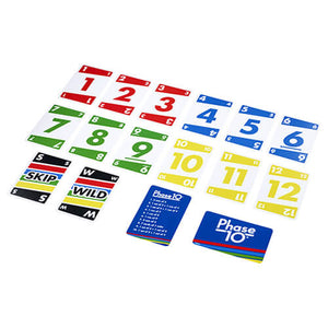 Phase 10 - The Rummy Card Game with a Twist
