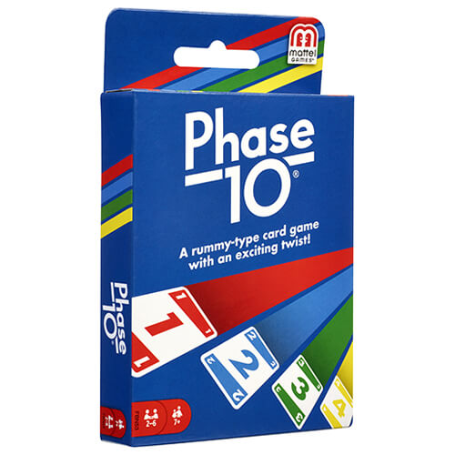 Phase 10 - Card Game