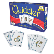 Quiddler Word Game - Easy & Fun for Everyone