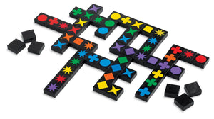 Qwirkle Travel - Mix Match Score & Win