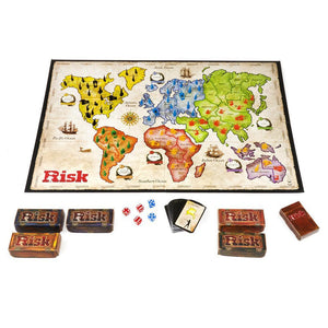 Risk - The Game of Strategic Conquests