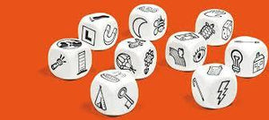 Rory's Story Cubes Original - Let Your Imagination Roll Wild