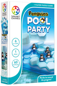 Smart Games - Penguins Pool Party