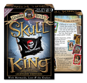 Skull King - A most Cunning & Conniving Card Game