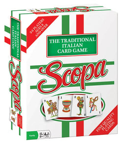 Scopa - Traditional Italian Card Game