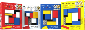 Mondrian Blocks