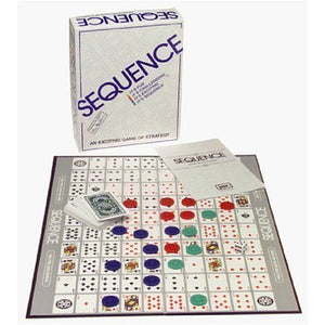 Sequence Game - A Fun & Easy Friends & Family Favourite