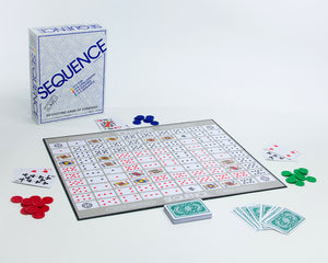 Sequence - Board/Card Game
