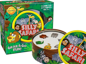 Silly Safari - Card Game