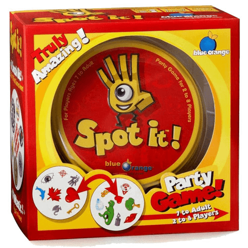 Spot It - Card Game
