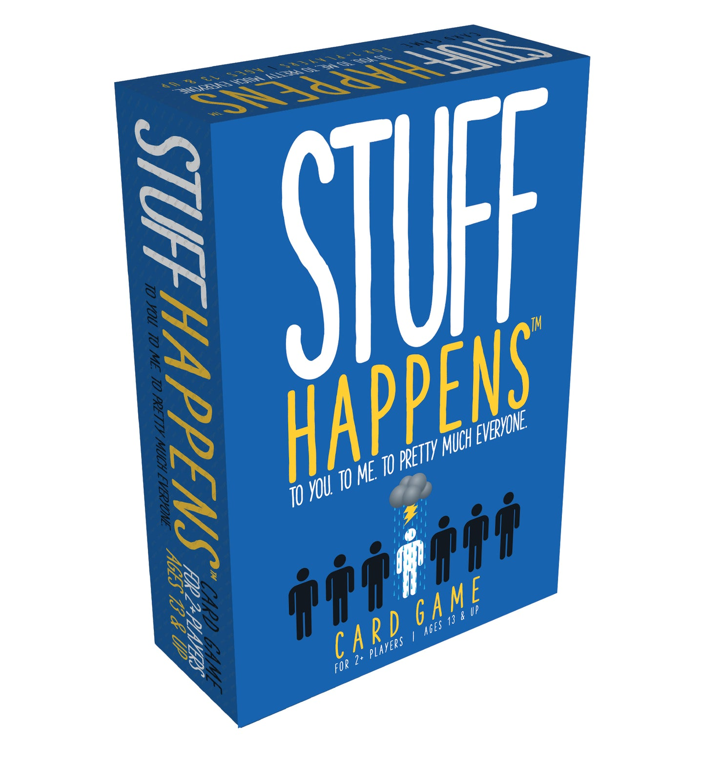 Stuff Happens - To Pretty Much Everyone