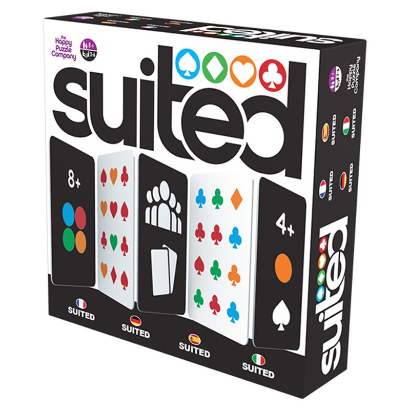 Suited - The Brilliantly Clever Card Game