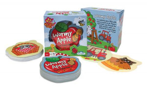 Wormy Apple Card Game