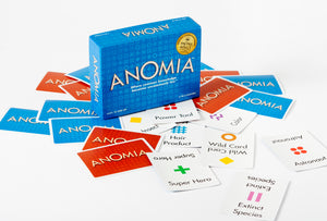 Anomia - Fast Matching & Fast Talking Game