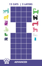 Load image into Gallery viewer, Cat Stax - 48 Purrfect Puzzles to Solve