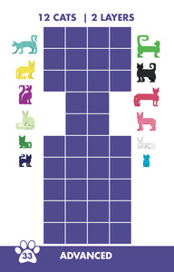 Cat Stax - 48 Purrfect Puzzles to Solve