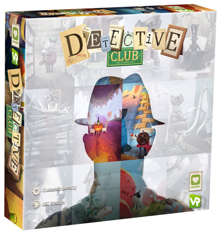 Detective Club - Party Game