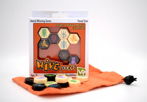 Hive Pocket Edition - A Game Crawling with Possibilities