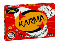 Karma Card Game - What Goes Around Comes Around