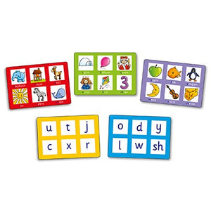 Alphabet Lotto - Fun Letter Learning Game