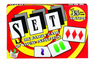 Set Card Game - The Family Game of Visual Perception