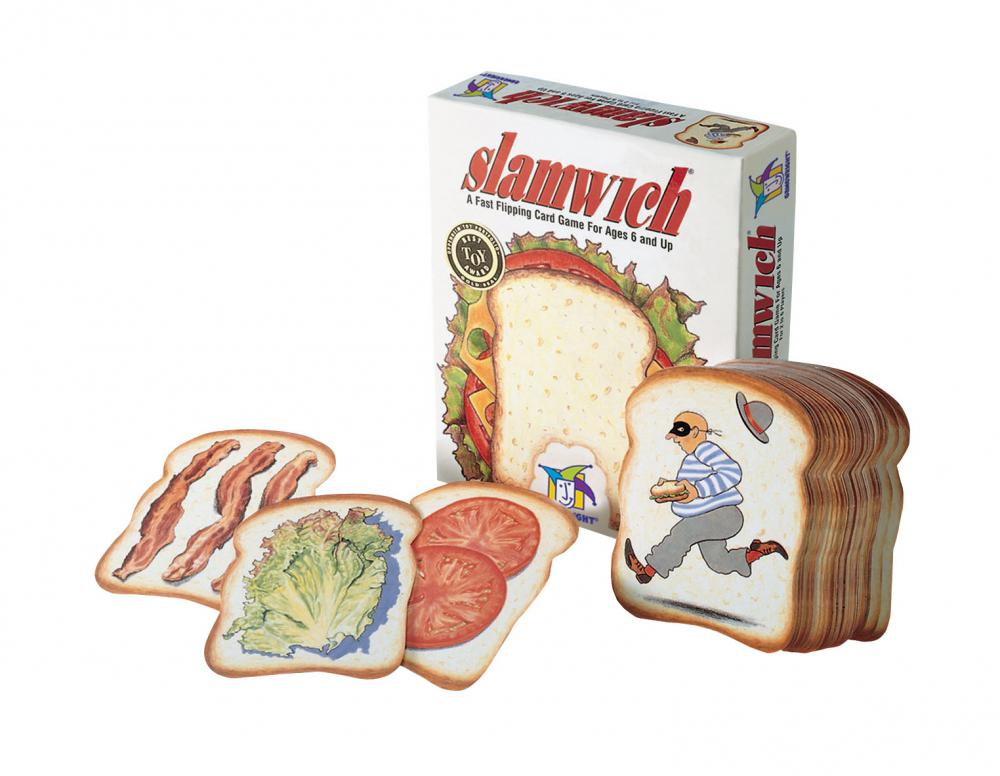 Slamwich - Fast Flipping Card Game