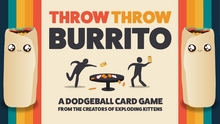 Load image into Gallery viewer, Throw Throw Burrito Game