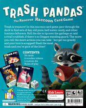 Load image into Gallery viewer, Trash Pandas - Card Game