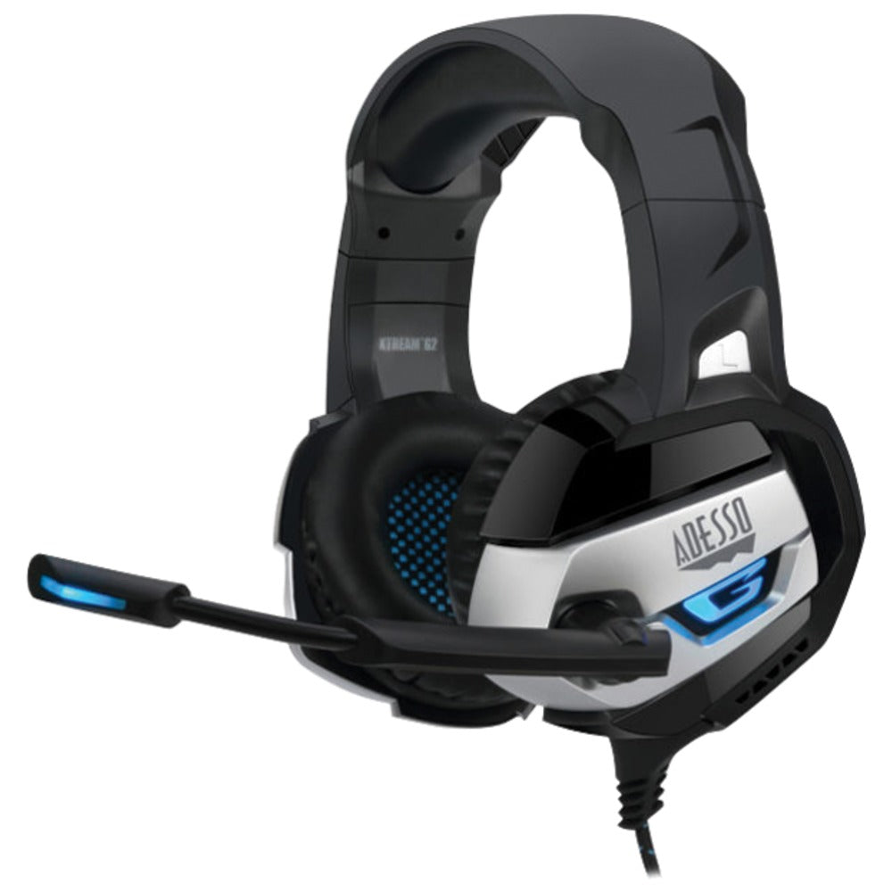 Adesso(R) Xtream G2 Xtream(TM) G2 Stereo USB Gaming Headset with Microphone