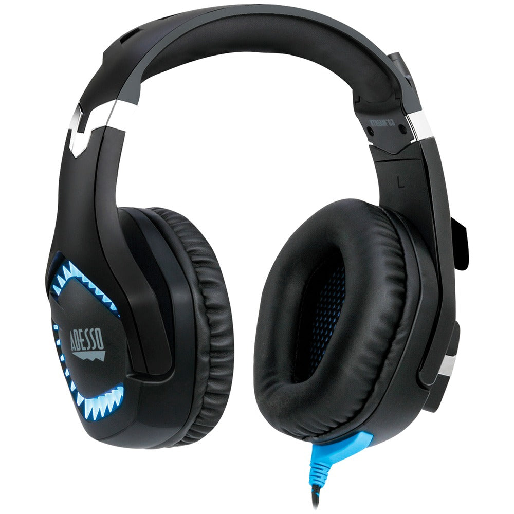 Adesso(R) Xtream G3 Xtream(TM) G3 Virtual 7.1 Surround-Sound Gaming Headset with Microphone