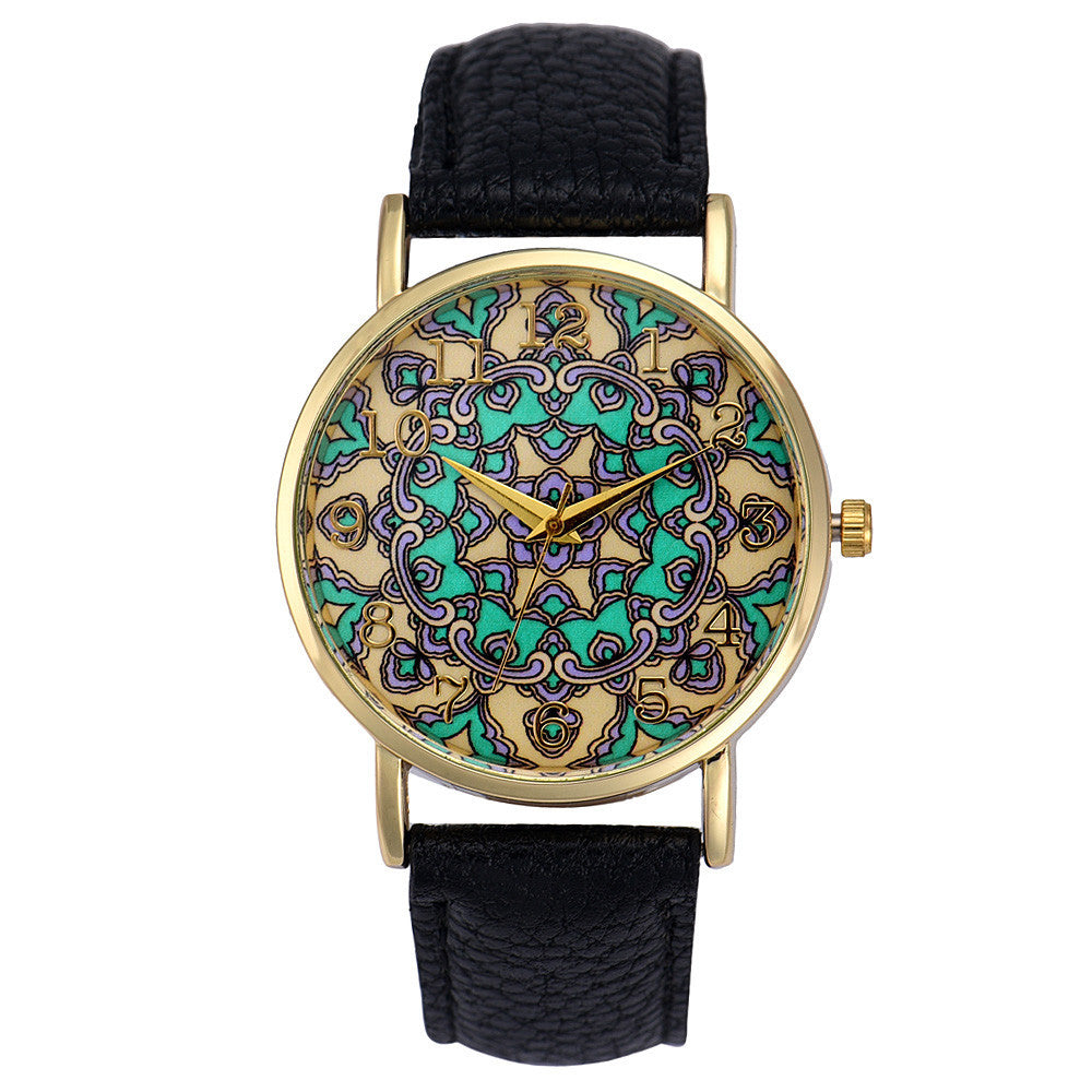 2017 Fashion Quartz Watch Women Watches Ladies Wrist Watches Female Clock Montre Femme Relogio Feminino #522