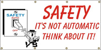 Safety It's Not Automatic - SBS012