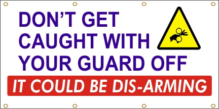 Don't Get Caught With Your Guard Off - SBS163