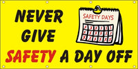 Never Give Safety A Day Off - SBS164