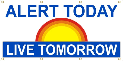 Alert Today - Live Tomorrow - SBS165