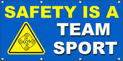 Safety Is A Team Sport - SBS166
