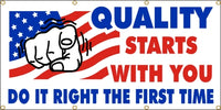 Quality Starts With You - Do It Right The First Time - SBS172