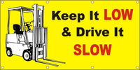 Keep It LOW & Drive It SLOW - SBS181