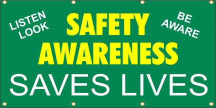 Safety Awareness Saves Lives - SBS190