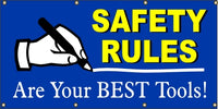 Safety Rules Are Your Best Tools - SBS204