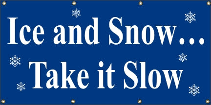 Ice & Snow, Take It Slow - SBS211