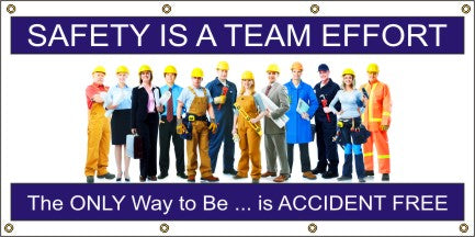 Safety Is A Team Effort - SBS233