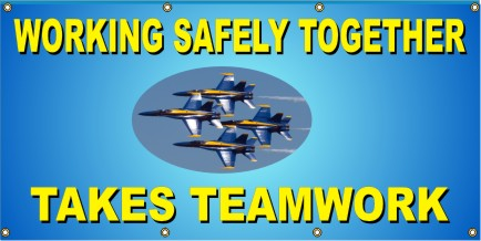 Working Safely Together Requires Teamwork - SBS239