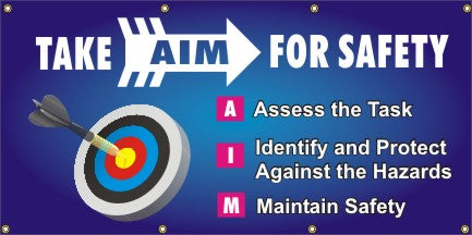 Take AIM For Safety - SBS253