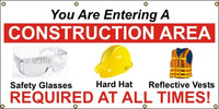 You Are Entering A Construction Area - SBS254