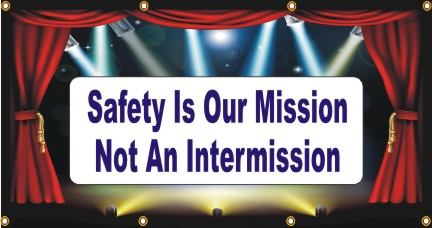 Safety Is Our Mission, Not an Intermission - SBS278
