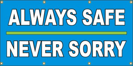 Always Safe, Never Sorry - SBS279