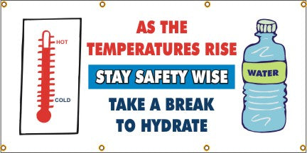 As The Temperatures Rise, Stay Safety Wise - SBS282